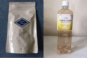ヨウ素剤フルボ酸