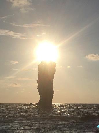 ローソク島1