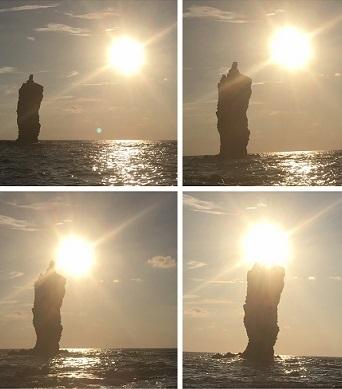 ローソク島3