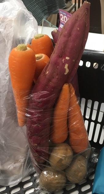 野菜詰め放題1