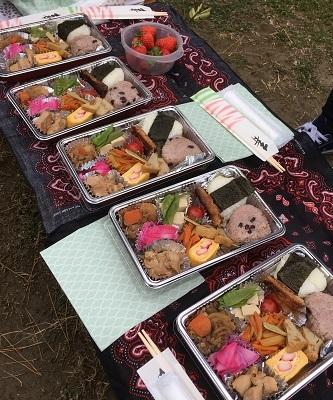 姫路城お弁当