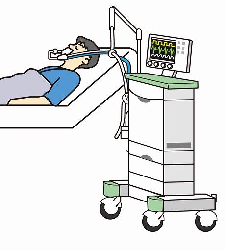 s-人工呼吸器
