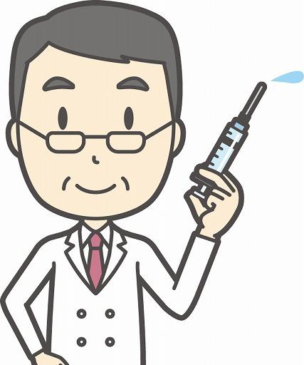 s-注射 予防接種