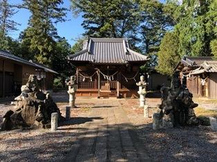 八幡神社(吉沼八幡神社)