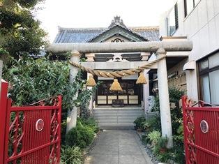 聖徳宮(江戸川区東小岩)