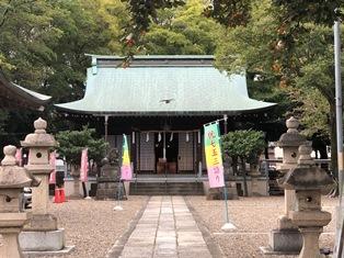 氷川社(新曽氷川神社)