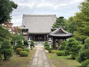 妙顕寺(戸田市新曽)