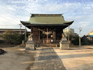 菅原神社(成増天神)