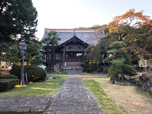 聖眼寺(桐生市元宿町)