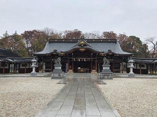 諏訪神社(立川市柴崎町)