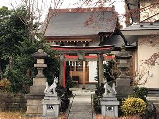 天神稲荷神社