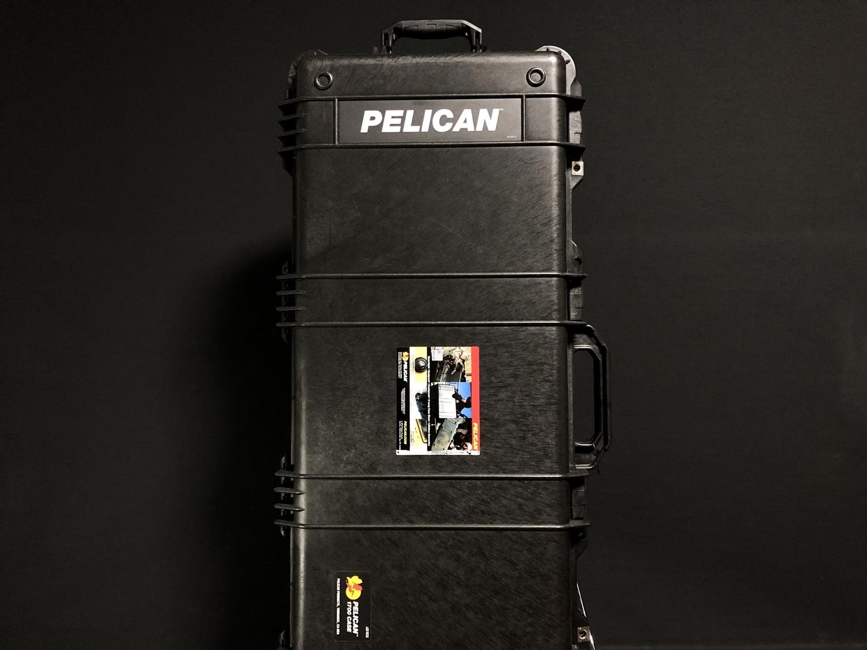 4 PELICAN 1700 PROTECTOR LONG CASE GET!! スポンジカスタム 収納計画!! ペリカン ハードケース ガンケース 購入 開封 レビュー!!