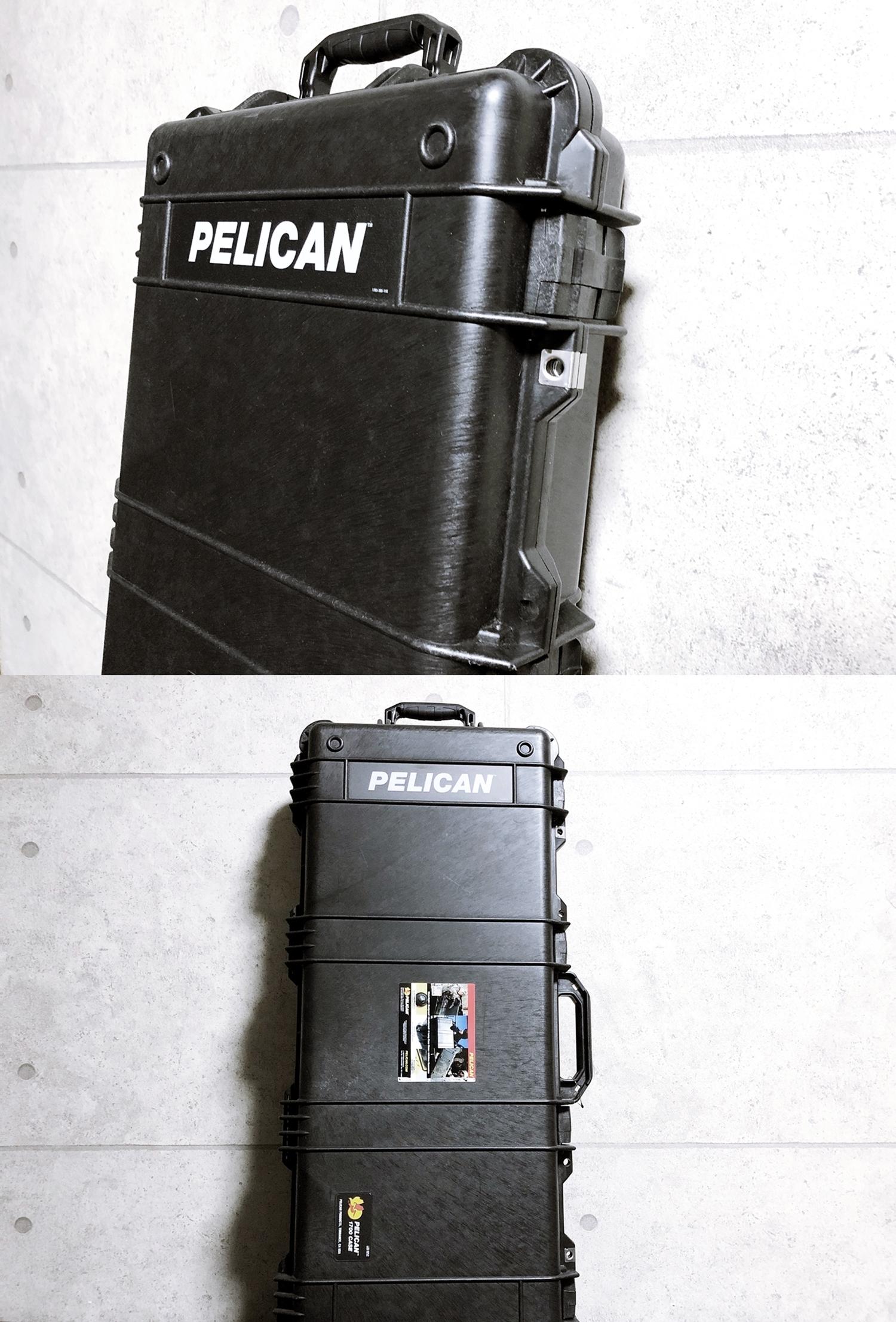 15 PELICAN 1700 PROTECTOR LONG CASE GET!! スポンジカスタム 収納計画!! ペリカン ハードケース ガンケース 購入 開封 レビュー!!