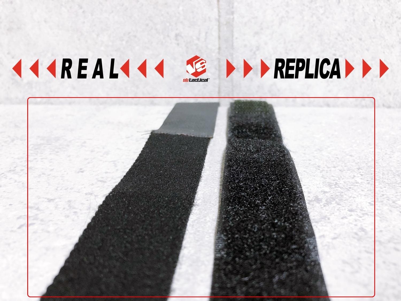 33 SB TACTICAL SBA3 『実物 vs レプ』 話題のSBA3 レプと実物の違いを徹底検証!! 購入 開封 比較 検証 レビュー!! したるの巻!! ストック プレース レプリカ タイプ