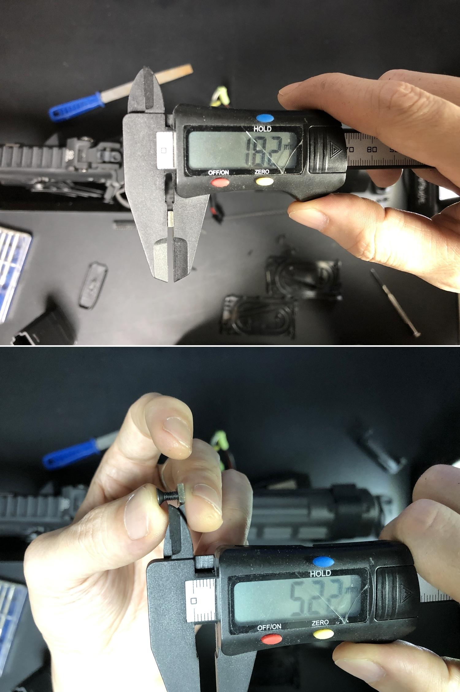 11 M4 P-MAG 20 ショートマガジン DIY 改造 外付け計画 第2弾 リポ バッテリーケース!! 実物 SB TACTICAL SBM4 SB-MAG20 へ装着だ!! 購入 改造 DIY 取付 レビュー!!