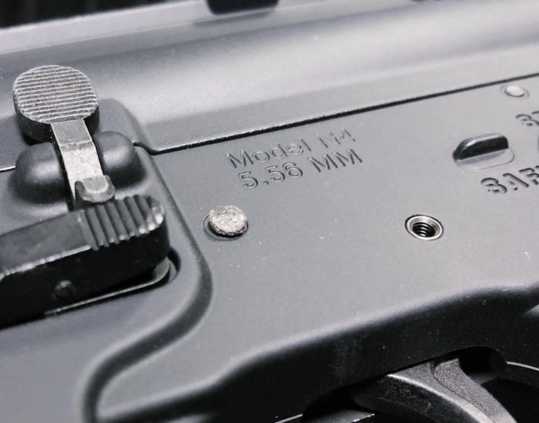 14 次世代 M4 CQB-R NEWカスタム続編!! 実物 KNS PRECISION GEN2 MOD2 AR15!! 購入 取付 レビュー