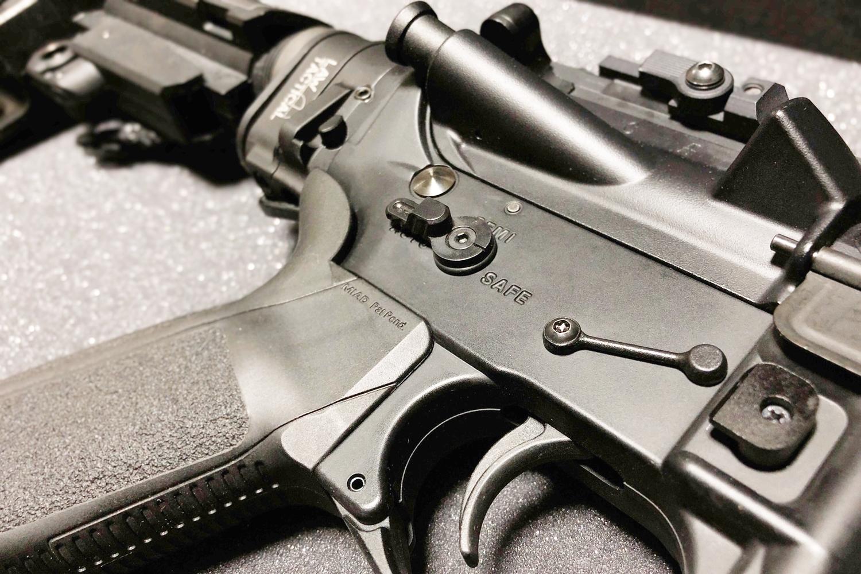 24 次世代 M4 CQB-R NEWカスタム続編!! 実物 KNS PRECISION GEN2 MOD2 AR15!! 購入 取付 レビュー