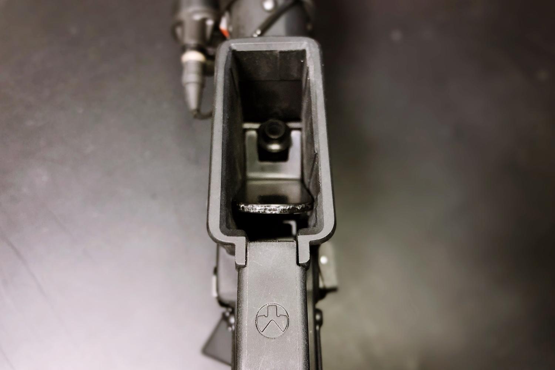 10 次世代 M4 CQB-R NEWカスタム続編!! P-MAG20 ショートマガジン 化計画 & リアル ダミー ボルトダストカバー製作中! DIY カスタム 購入 取付 レビュー!!