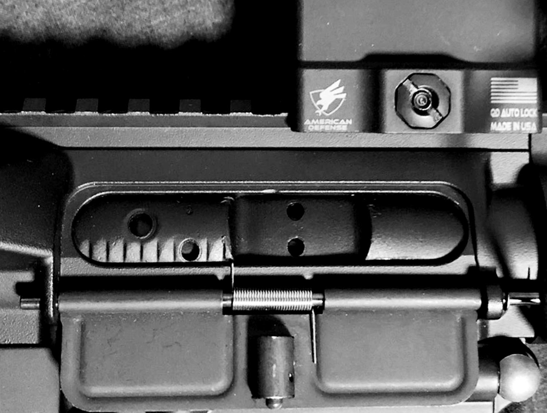 16 次世代 M4 CQB-R NEWカスタム続編!! P-MAG20 ショートマガジン 化計画 & リアル ダミー ボルトダストカバー製作中! DIY カスタム 購入 取付 レビュー!!