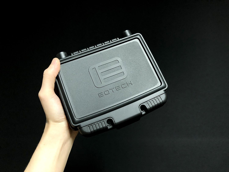7 実物 EOTech XPS3-0 HOLOGRAPHIC SIGHT BLACK GET!! 次世代 M4 CQB-R カスタム 続編!! イオテック ホロサイト 購入 取付 レビュー!!