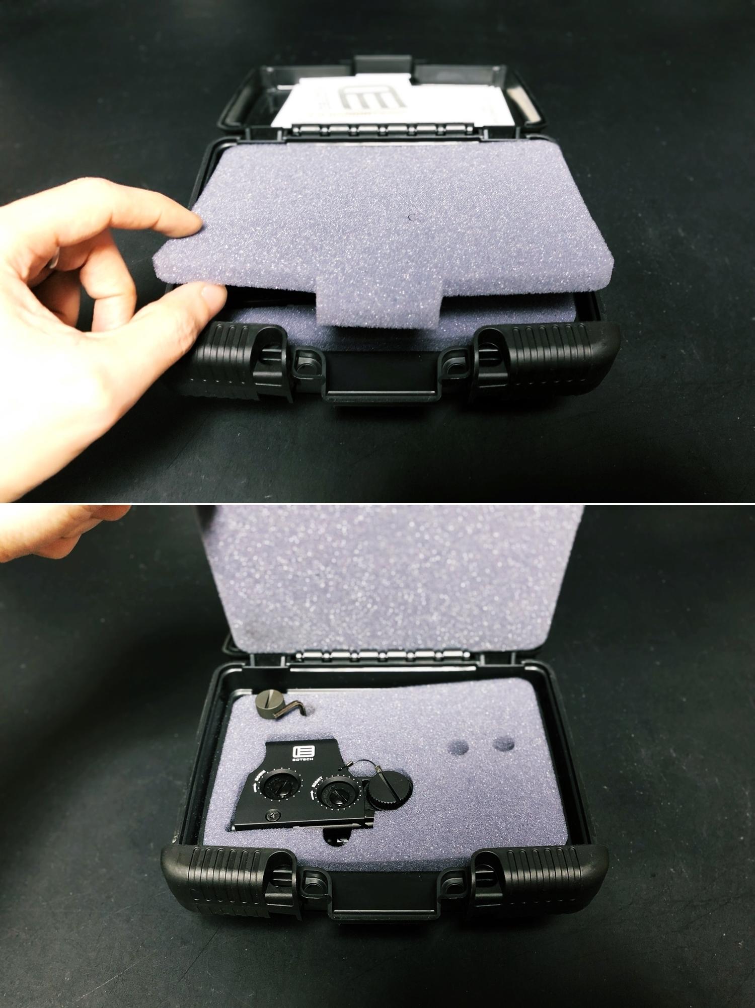 11 実物 EOTech XPS3-0 HOLOGRAPHIC SIGHT BLACK GET!! 次世代 M4 CQB-R カスタム 続編!! イオテック ホロサイト 購入 取付 レビュー!!