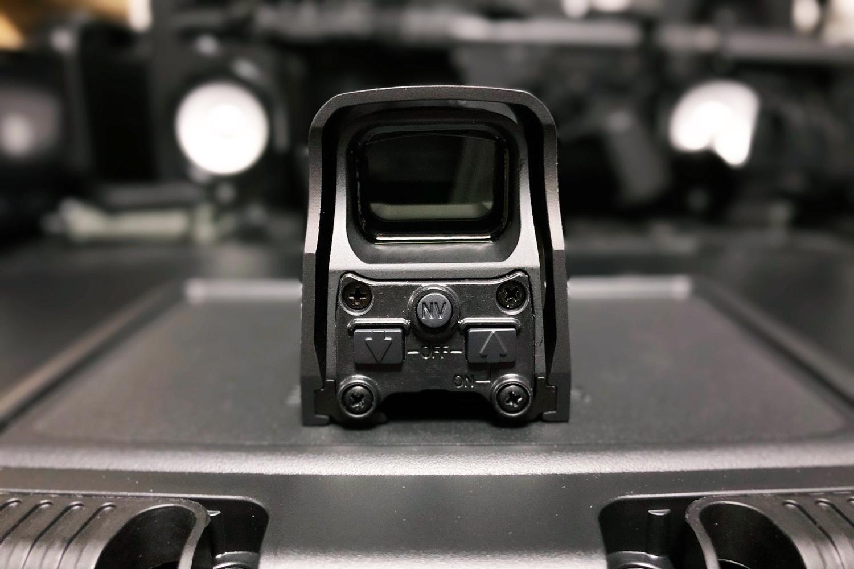 13 実物 EOTech XPS3-0 HOLOGRAPHIC SIGHT BLACK GET!! 次世代 M4 CQB-R カスタム 続編!! イオテック ホロサイト 購入 取付 レビュー!!