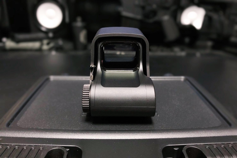 15 実物 EOTech XPS3-0 HOLOGRAPHIC SIGHT BLACK GET!! 次世代 M4 CQB-R カスタム 続編!! イオテック ホロサイト 購入 取付 レビュー!!