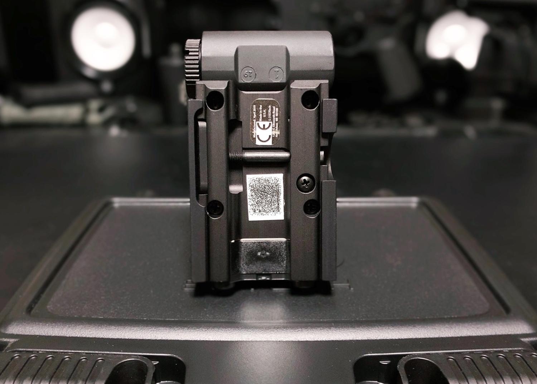 16 実物 EOTech XPS3-0 HOLOGRAPHIC SIGHT BLACK GET!! 次世代 M4 CQB-R カスタム 続編!! イオテック ホロサイト 購入 取付 レビュー!!