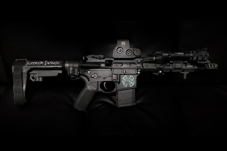 17 実物 EOTech XPS3-0 HOLOGRAPHIC SIGHT BLACK GET!! 次世代 M4 CQB-R カスタム 続編!! イオテック ホロサイト 購入 取付 レビュー!!