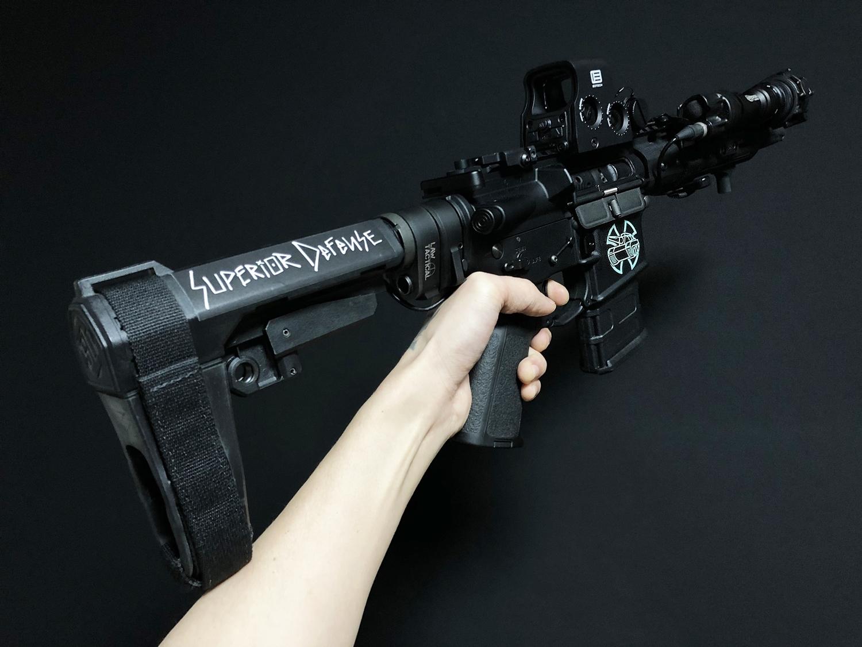 27 実物 EOTech XPS3-0 HOLOGRAPHIC SIGHT BLACK GET!! 次世代 M4 CQB-R カスタム 続編!! イオテック ホロサイト 購入 取付 レビュー!!