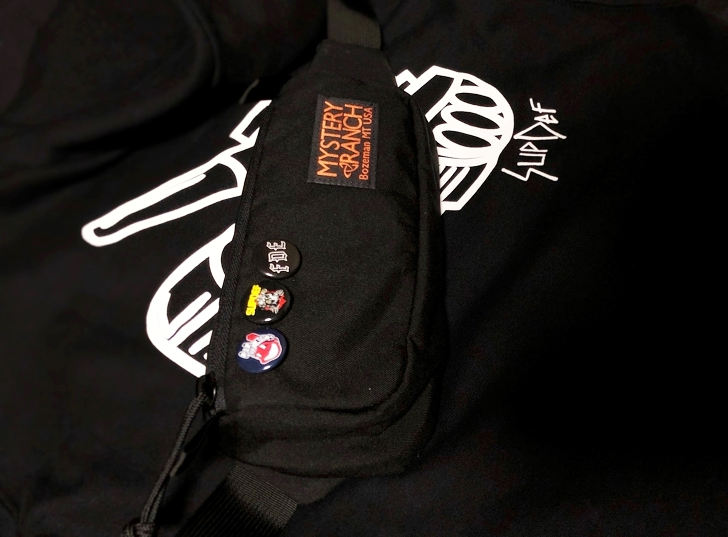 00 MYSTERY RANCH USA FORAGER HIPSACK 1-5L JAPAN LIMITED EDITION & HIP MONKEY 8L ミステリーランチ ヒップサック ウエストバッグ
