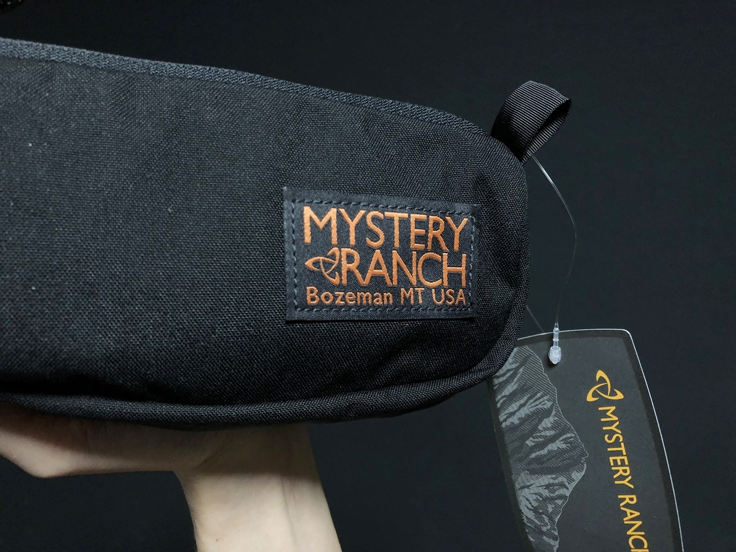 4 MYSTERY RANCH USA FORAGER HIPSACK 1-5L JAPAN LIMITED EDITION & HIP MONKEY 8L ミステリーランチ ヒップサック ウエストバッグ