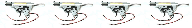 PR1 次世代 M4 CQB-R 簡易的修理で激的変化!! メカボックス 新品交換 & サマリウム・コバルトモーター カスタム!! メンテナンス 交換 修理 カスタム レビュー!!