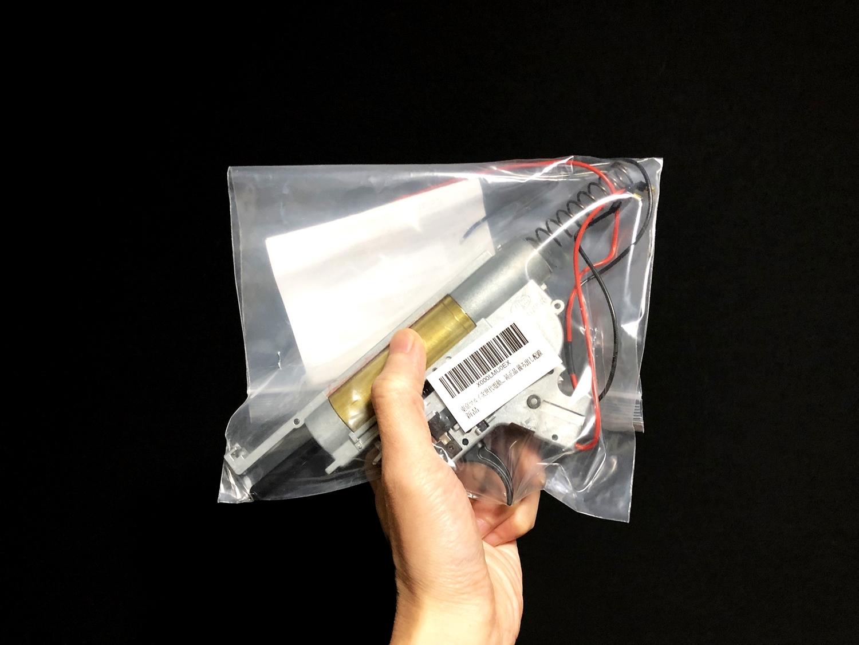 1 次世代 M4 CQB-R 簡易的修理で激的変化!! メカボックス 新品交換 & サマリウム・コバルトモーター カスタム!! メンテナンス 交換 修理 カスタム レビュー!!