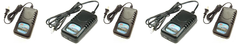 お勧め 電動ガン リポバッテリー 充電器 LiPo バランシングチャージャー 2-3S用 3900