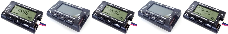 電動ガン お勧め リポバッテリー LiPo 容量チェック EAGLE FORCE イーグルフォース バッテリー セルメーター