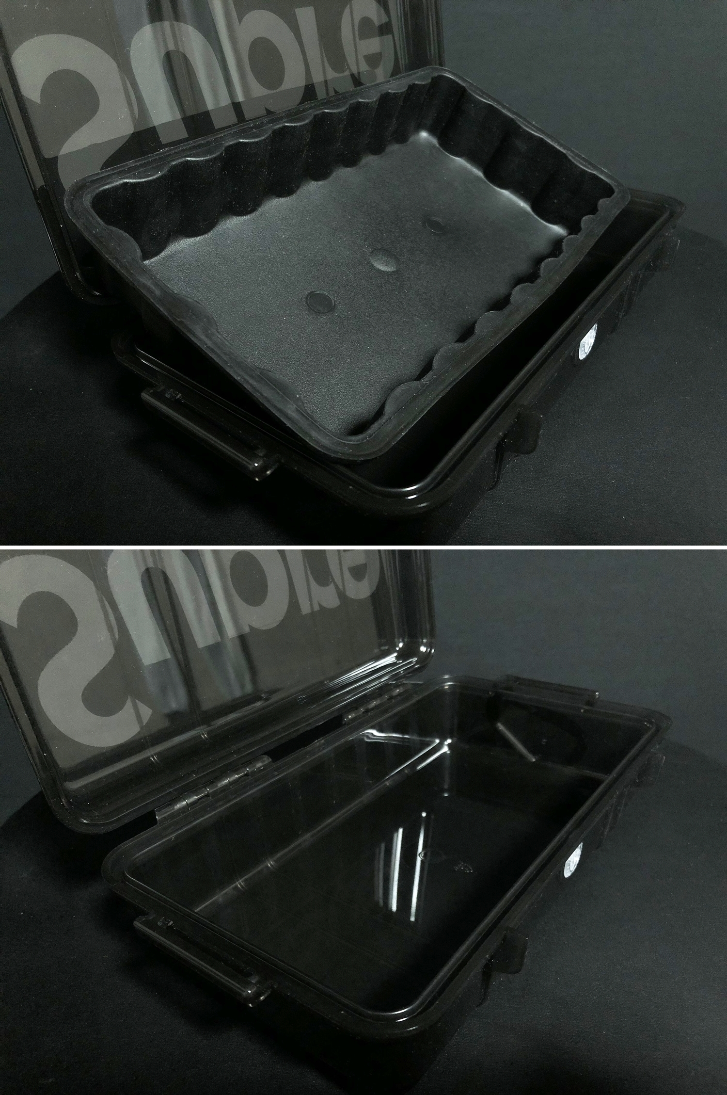 3 SUPREME × PELICAN 1060 CASE URETHANE FOAM DIY PROJECT CUSTOM シュアファイア シュプリーム ペリカン ハードケース ウレタンフォーム カスタム