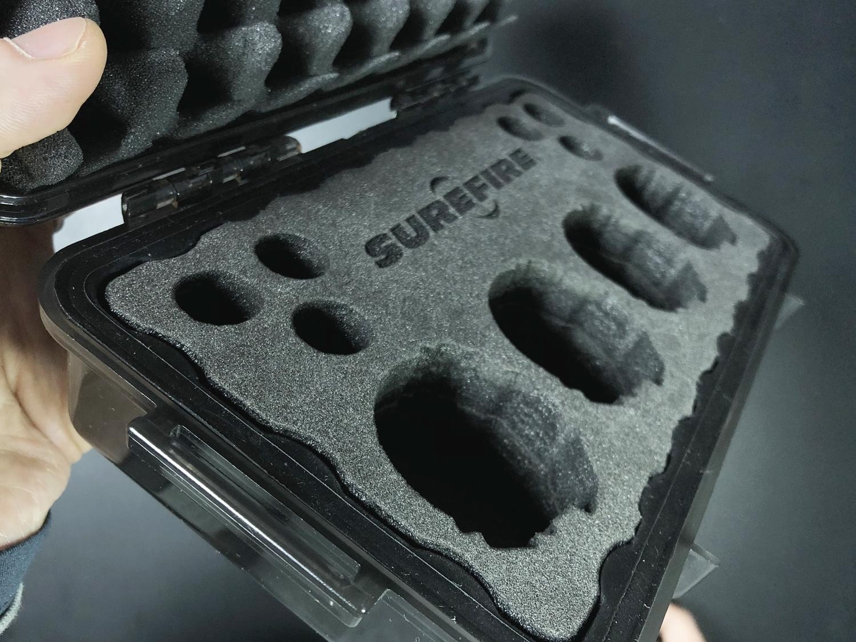 18 SUPREME × PELICAN 1060 CASE URETHANE FOAM DIY PROJECT CUSTOM シュアファイア シュプリーム ペリカン ハードケース ウレタンフォーム カスタム