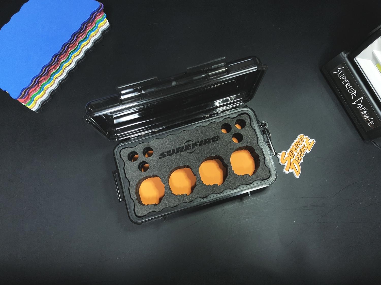 6 SUPREME × PELICAN 1060 CASE URETHANE FOAM DIY CUSTOM PROJECT!! シュプリーム × ペリカン ハードケース シュアファイア ウレタンフォーム スポンジ カスタム プロジェクト!!