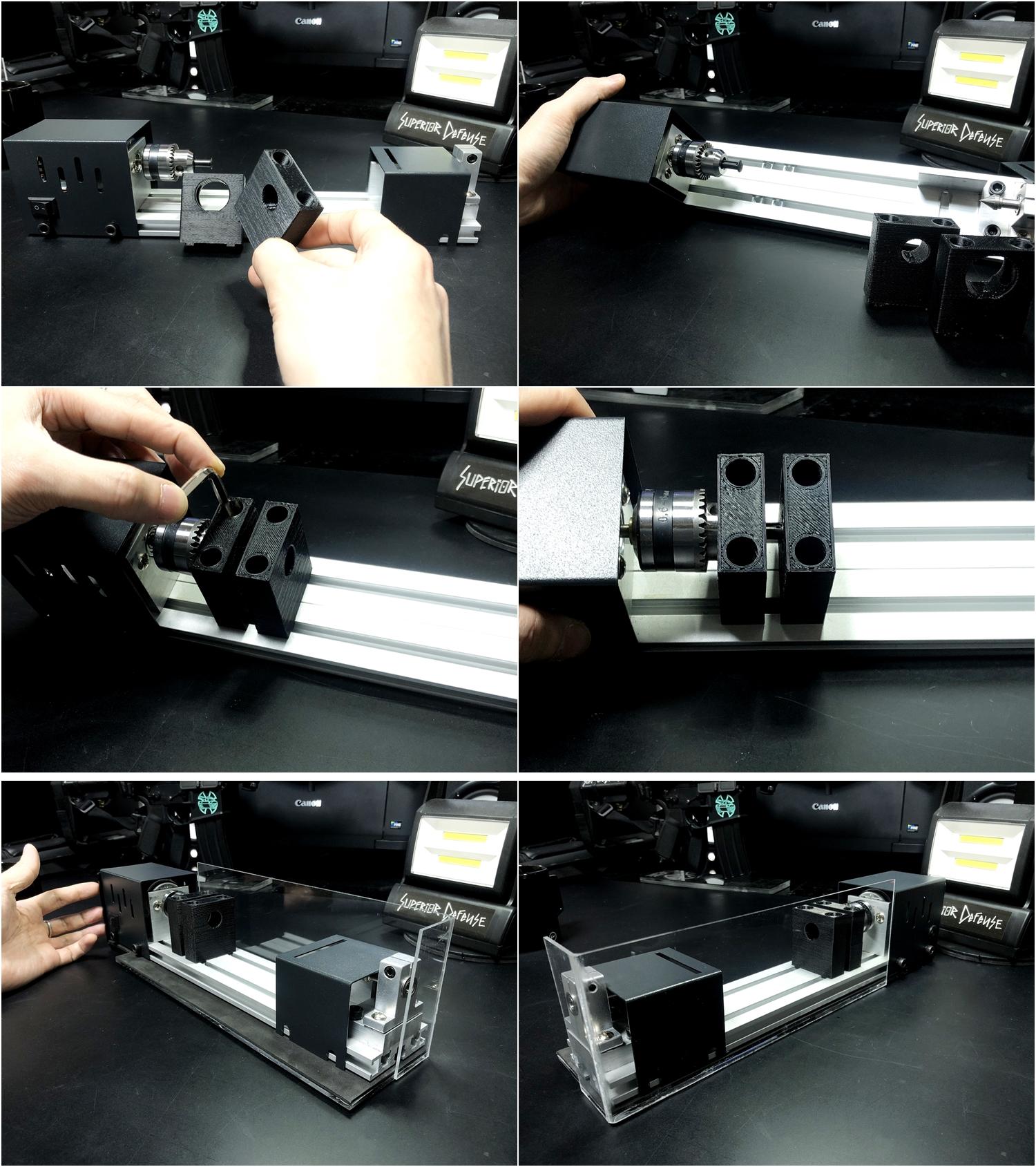 9 実物 NOVESKE AR-15 TAKEDOWN & PIVOT STEEL PIN!! 実物ピンを次世代M4へ対応させるべく簡易的DIY加工だ!ノベスケ ノベスキー スチール テイクダウン ピポッドピン! DIY 加工 カスタム 簡易的 旋盤加工 取付 レビ