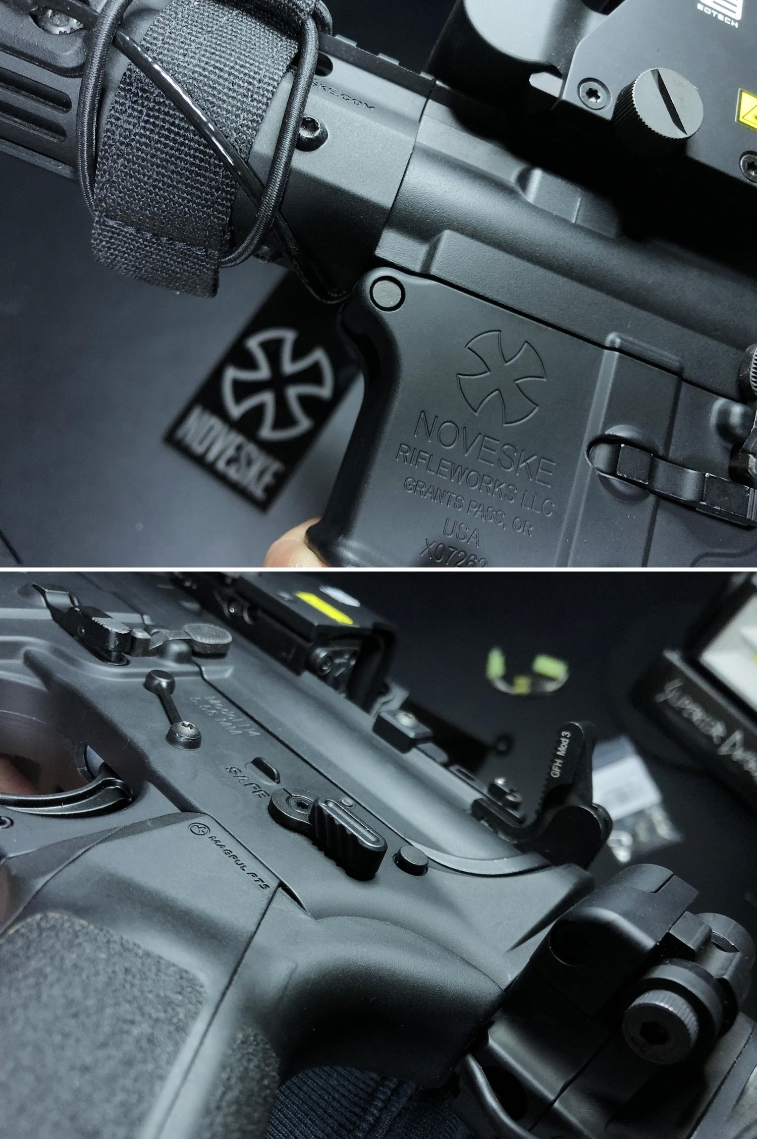 23 実物 NOVESKE AR-15 TAKEDOWN & PIVOT STEEL PIN!! 実物ピンを次世代M4へ対応させるべく簡易的DIY加工だ!ノベスケ ノベスキー スチール テイクダウン ピポッドピン! DIY 加工 カスタム 簡易的 旋盤加工 取付 レビ