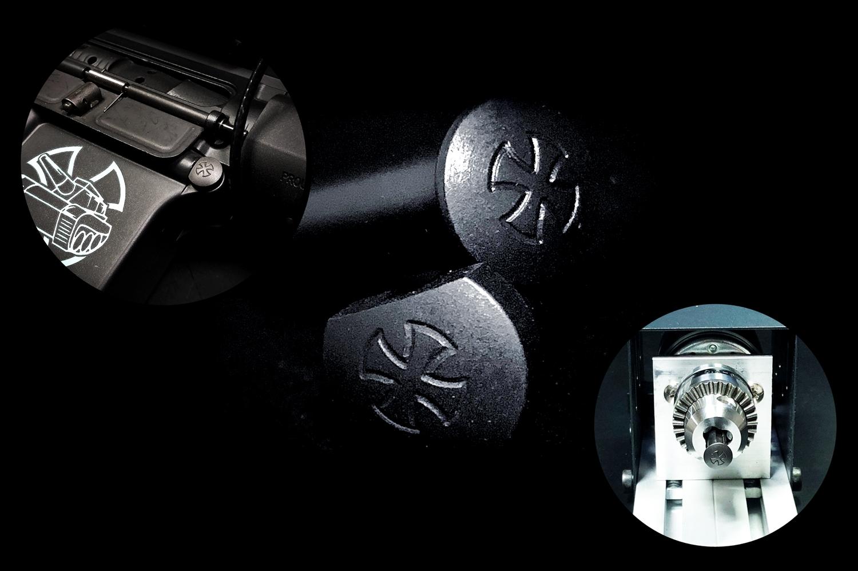 0 実物 NOVESKE AR-15 TAKEDOWN & PIVOT STEEL PIN!! 実物ピンを次世代M4へ対応させるべく簡易的DIY加工だ!ノベスケ ノベスキー スチール テイクダウン ピポッドピン! DIY 加工 カスタム 簡易的 旋盤加工 取付 レビ