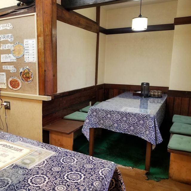 老重慶川菜館2