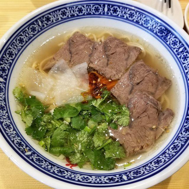 百歳牛肉麺8