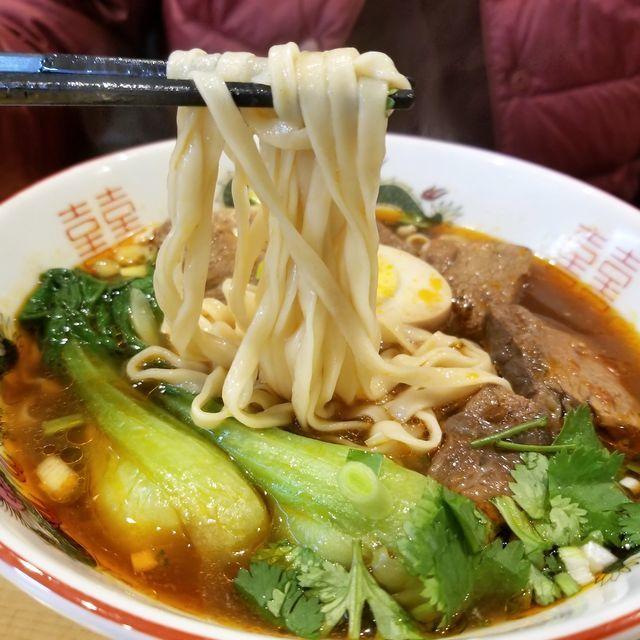 百歳牛肉麺9