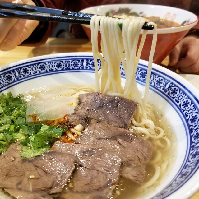 百歳牛肉麺11