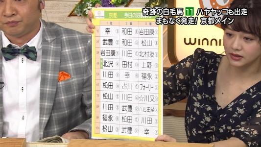 胸元ゆるめだった森香澄のホクロがセクシー (6)