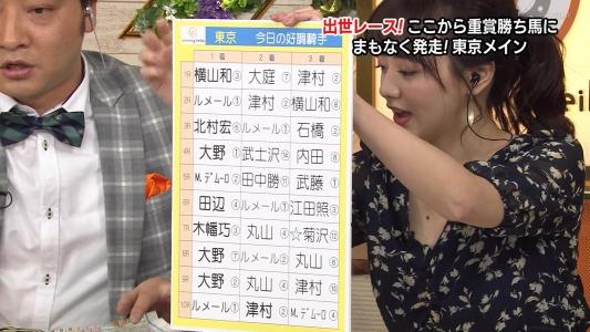 胸元ゆるめだった森香澄のホクロがセクシー (7)