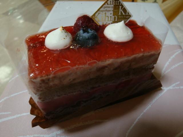 フランボわーズショコラdai