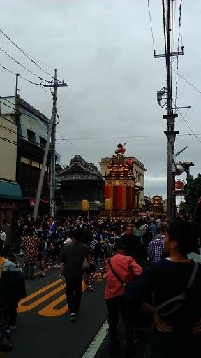 20191019川越祭り2
